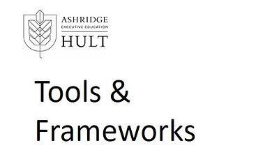 2e. Tools and frameworks