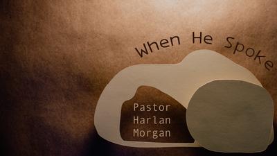 Pastor Harlan Morgan