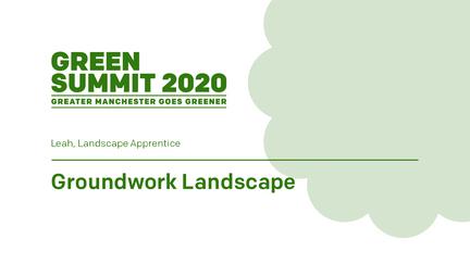Groundwork Landscape Apprentice
