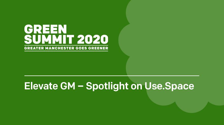 Elevate GM Spotlight on Use.Space