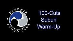 100x Warmup Suburi