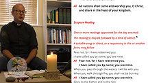 Evening Prayer, Thursday 2nd July