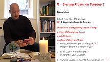 Tuesday 7th July - Evening Prayer