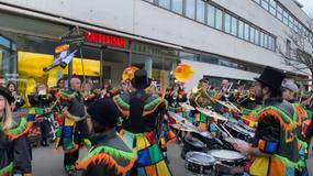 S'Örgelihuus im Battle mit de Akkord-Wamser Brislach