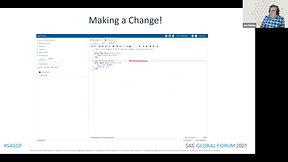 SAS and Git: A Match in SAS Studio