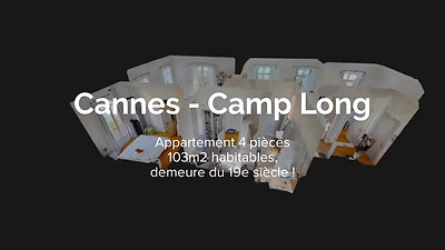 CANNES - CAMP LONG