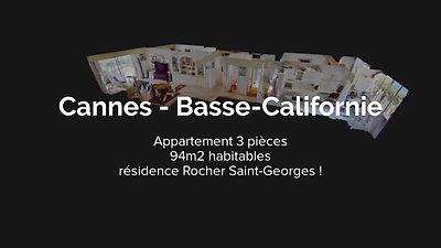 CANNES - BASSE-CALIFORNIE