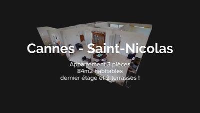 CANNES - SAINT-NICOLAS