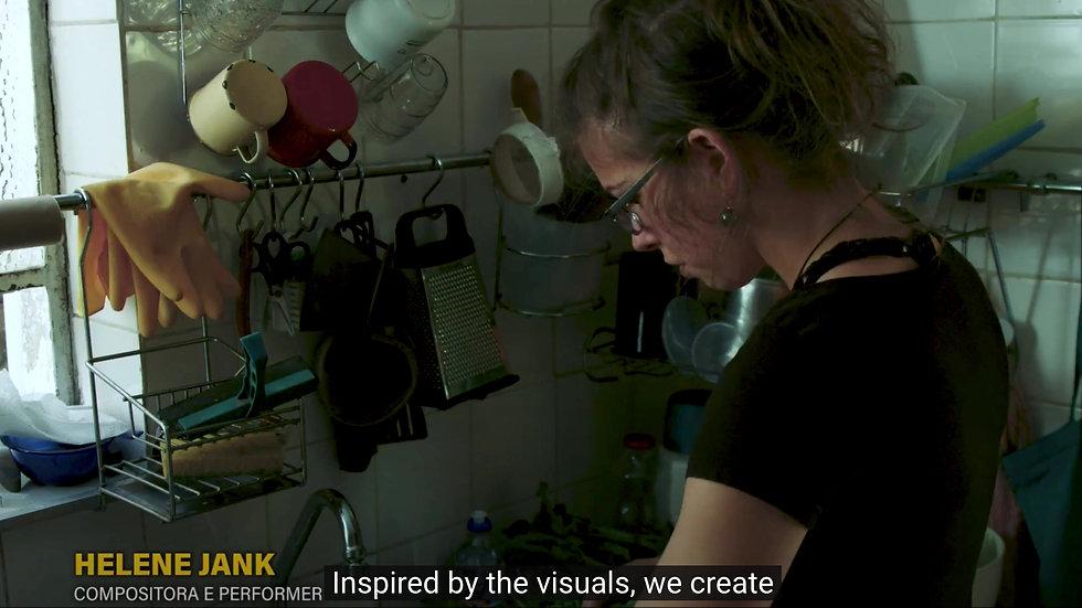 Interview about creative process Theatre Festival VIS 2017