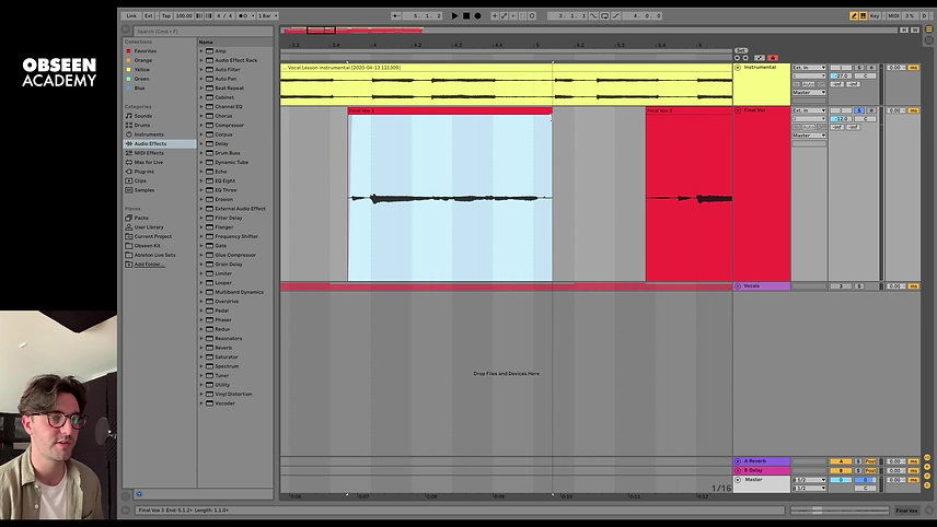 Obseen Academy: Vocal Production Course