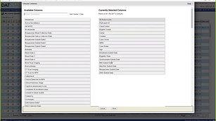 MADCaP Database Training Full Study Data Entry