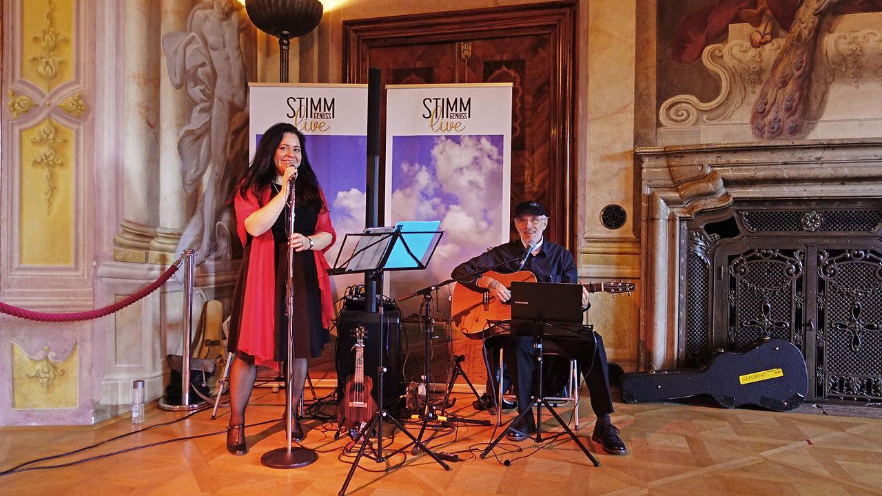 Musikeinlagen von Stimmgenuss-live