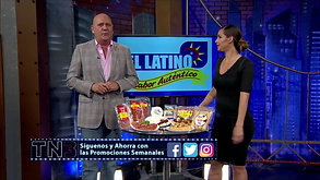 TN3 - Jamones, Chorizos y Quesos El Latino