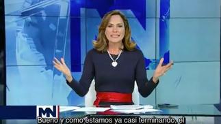 Entrevista por María Elvira Salazar