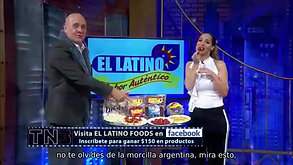 TN3 - Yuca, Chorizos y Arepas
