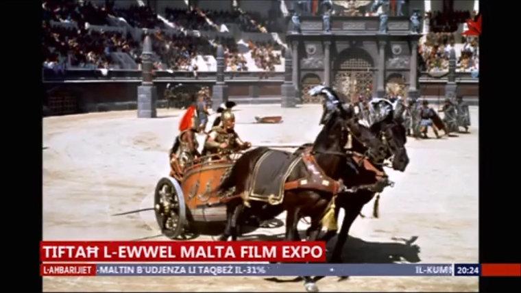 Malta Film Expo 2017 - TVM 01092017