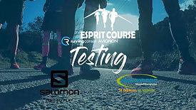 Esprit Course Avignon - Testing Salomon / Ergysport