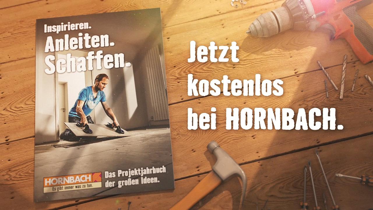 Hornbach - Projektjahrbuch