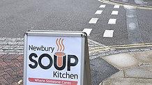 Newbury Soup Kitchen spoken word