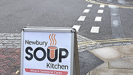 Newbury Soup Kitchen spoken word