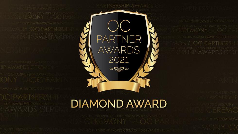Diamond Award Winner