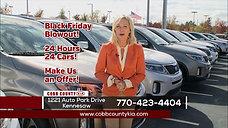 Cobb County Kia - Black Friday