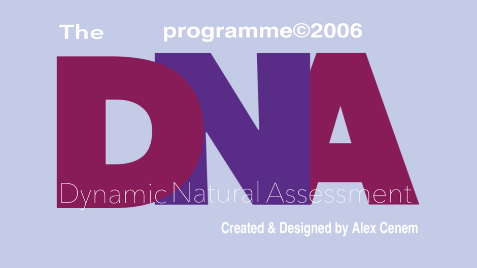 The DNA programme channel
