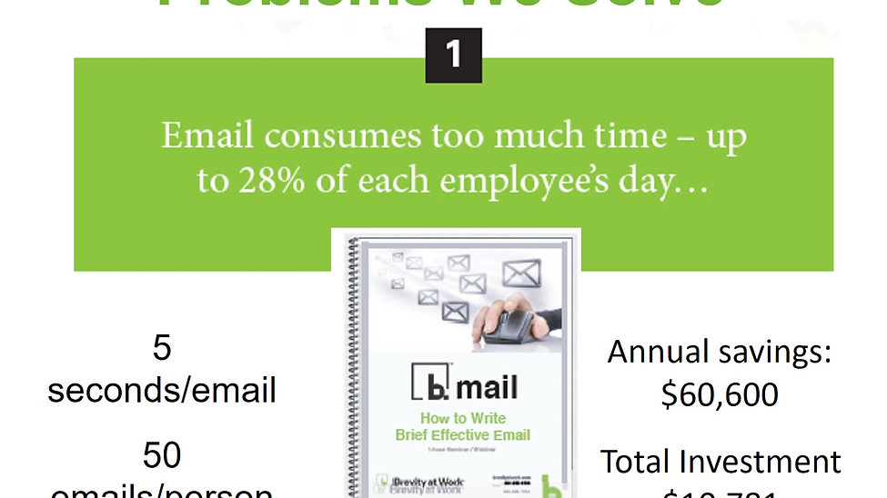 How Your Organization Will Benefit from Email Training
