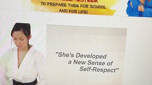 Our Children Classes Benefits Video
