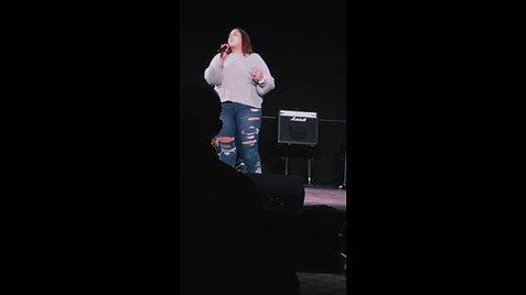 Siobhan Jones sings Shallow