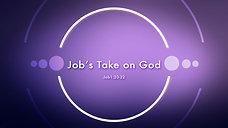 Job's Take on God
