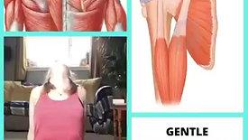 Gentle Back, Shoulder and Neck Exercises