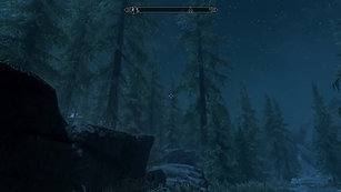 Skyrim Rescore (Night)
