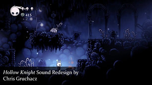 Hollow Knight Sound Redesign