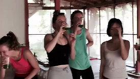 Anahata Yoga Shala - Papaya Leaf Juice ... google it!