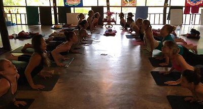 Anahata Yoga Shala - Koh Phangan - Yoga Teacher Training
