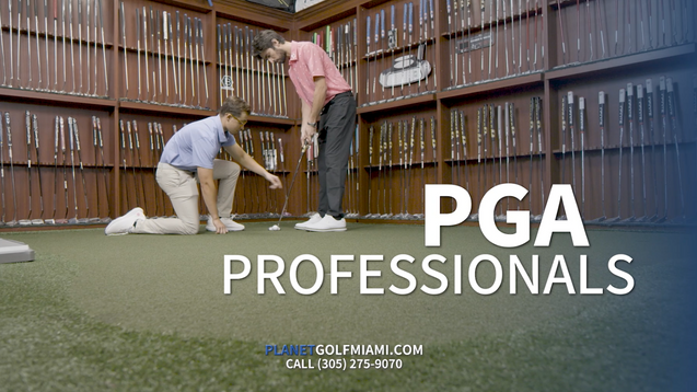 Planet Golf Miami | Commercial