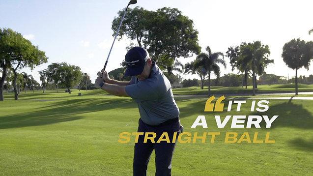 "Oncore Golf ""Erick Compton"" Vero X1 Ball"