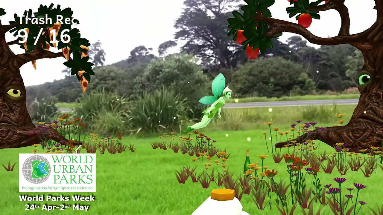 Magical Park - Coming to a park near you!