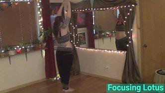 Focusing Lotus Flow