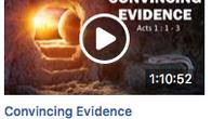 April 12 Convincing Evidence