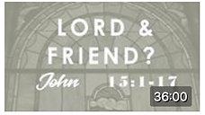 Lord & Friend?