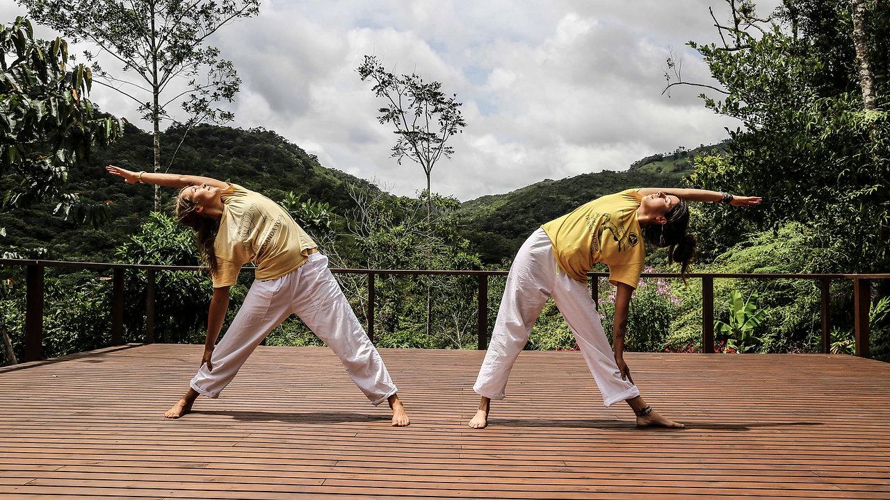 yoga, ayurveda y ecología védica 2021