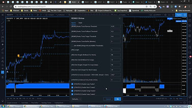 NOV 16, 2019 - RSI-Renko DIVINE™ Strategy and Gap Trading