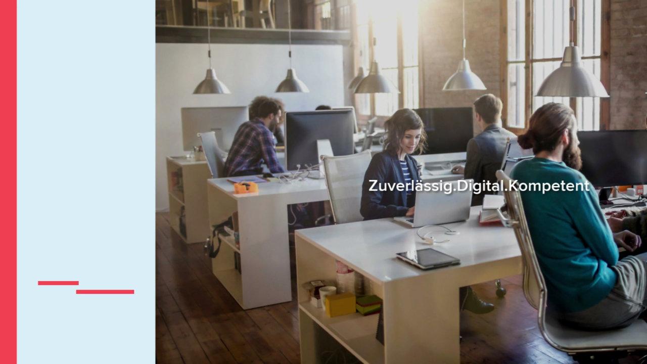 Wir führen Ihre Immobilien ins digitale Zeitalter