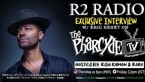 R2 RADIO - EP7- ERIC BENET (Full Episode)