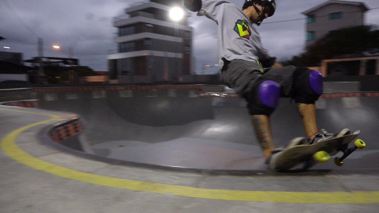 Felipe Guimaraes Skateboard