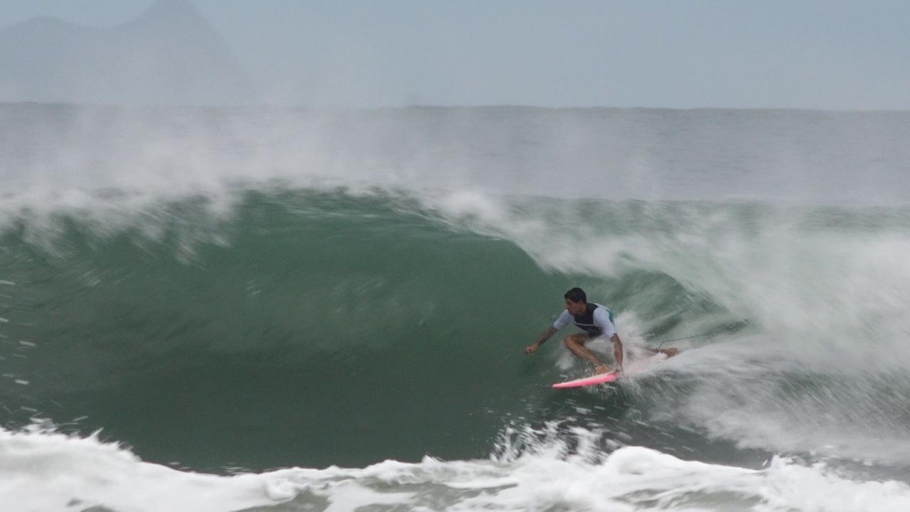 Surf na telinha...