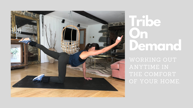 Tribe on Demand!