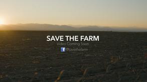 Save The Farm Trailer
